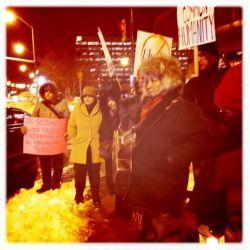 vigil against jdl edl
